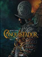 Conquistador (Dansk) (HC) nr. 1: Del 1.