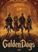 Golden Dogs (Dansk) (HC) nr. 1: Fanny.