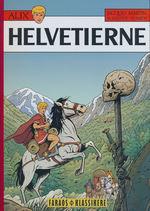 Alix nr. 20: Helvetierne (HC).