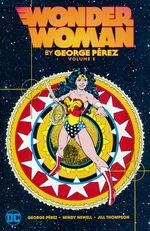 Wonder Woman (TPB): Wonder Woman by George Perez vol. 5.