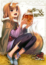Art - Spice & Wolf (TPB): Illustrated Spice & Wolf - The Tenth Year Calvados.