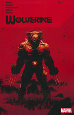 Wolverine (TPB): Wolverine by Benjamin Percy Vol.1.