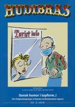 Hudibras nr. 76: Dansk humor I topform..! 76. samling (2021).