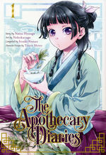 Apothecary Diaries, The (TPB) nr. 1: Great Detective of the Inner Palace Is Born...?!, The.