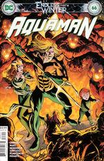 Aquaman (Rebirth) nr. 66.