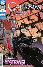 Catwoman vol. 4 (2018) nr. 28.