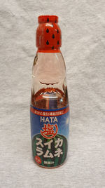 Manga Candy - Japansk slik - Ramune: Salty Watermelon Flavor.