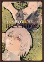 Art - Tokyo Ghoul:Re (HC): Tokyo Ghoul: Re Illustrations - Zakki.