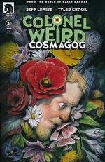 Black Hammer - Colonel Weird: Cosmagog - From the World of Black Hammer nr. 3.