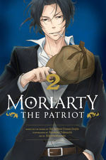 Moriarty The Patriot (TPB) nr. 2.