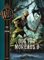 H.G. Wells (Dansk) (HC) nr. 1: Doktor Moreaus ø.