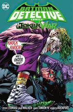 Batman (HC): Detective Comics (2018) Vol. 5: The Joker War.