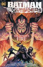 Batman (TPB): Batman and the Outsiders (2019) vol. 3: The Demon's Fire.
