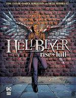 Hellblazer (HC): John Constantine, Hellblazer: Rise and Fall.