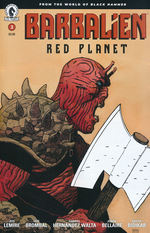 Black Hammer - Barbalien: Red Planet - From the World of Black Hammer nr. 3.
