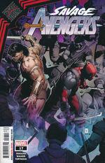 Avengers, Savage (2019) nr. 17: KinB.