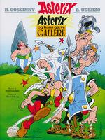 Asterix (2021 Udgave) nr. 1: Asterix og hans gæve Gallere.