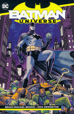 Batman (TPB): Batman: Universe.