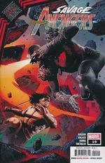 Avengers, Savage (2019) nr. 19: KinB.