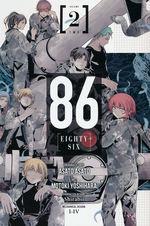 86 (Eighty-Six) (TPB) nr. 2.