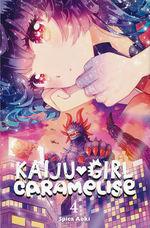 Kaiju Girl Caramelise (TPB) nr. 4.