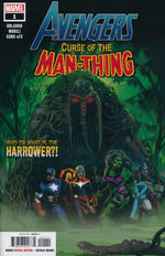 Avengers One-Shot: Curse of the Man-Thing.