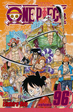 One Piece (TPB) nr. 96: Am Oden and I was Born to Boil, I.