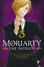 Moriarty The Patriot (TPB) nr. 3.