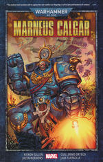 Warhammer 40K (TPB): Marneus Calgar.
