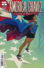 America Chavez: Made in the USA (2020) nr. 2.