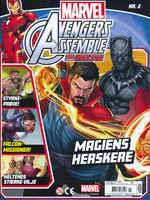 Avengers (Dansk) (Blad) nr. 14: 2021 #2.