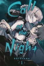 Call of the Night (TPB) nr. 1.