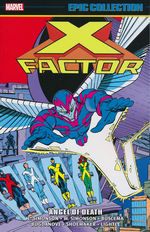 X-Factor (TPB): Epic Collection Vol. 3: Angel of Death (1987-1989).