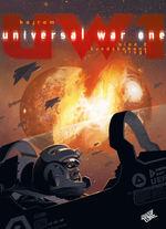 UW1: Universal War One (Dansk) (HC) nr. 2: Kundskabens frugt - FORUDBESTILLING, FORVENTES D.28 MAJ.