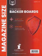 ComiCare Backer Boards: Magazine Size Boards (50pc).