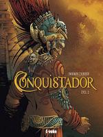 Conquistador (Dansk) (HC) nr. 2: Del 2.