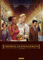 Chokolademageren (HC) nr. 1: Butikken.
