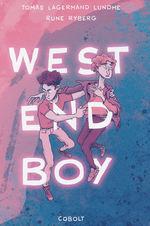 West End Boy (Dansk) (HC): West End Boy.