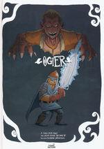 Holger (HC): Ogier (Engelsksproget udgave af Holger).