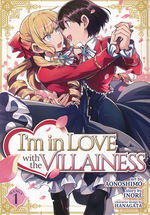 I'm In Love With the Villainess (TPB) nr. 1: Romancing the Rival.