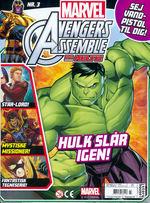 Avengers (Dansk) (Blad) nr. 15: 2021 #3.