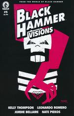 Black Hammer: Visions - From the World of Black Hammer nr. 5.