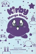 Kirby Manga Mania (TPB) nr. 1.