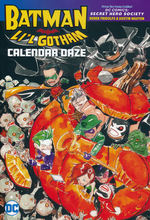 Batman (TPB): Li'l Ghotham: Calendar Daze.
