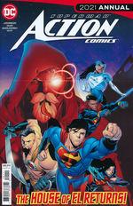 Action Comics Annual: 2021.