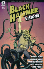 Black Hammer: Visions - From the World of Black Hammer nr. 6.