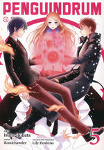 Penguindrum (TPB) nr. 5: The Truth is Out There.