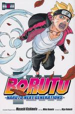 Boruto - Naruto Next Generations (TPB) nr. 12: True Identity.