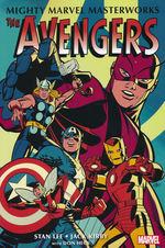 Avengers (TPB): Mighty Marvel Masterworks Volume 1..
