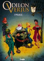Odilon Verjus (Dansk) nr. 2: I Pigalle.